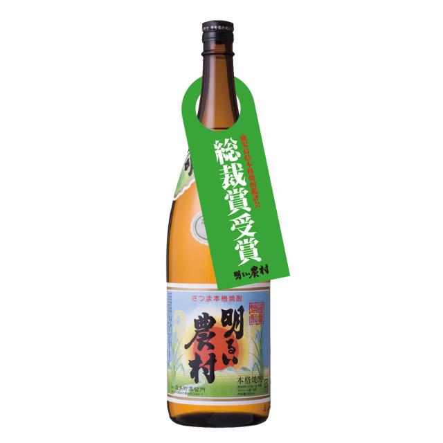 頒布会 農村受賞酒 1.8L